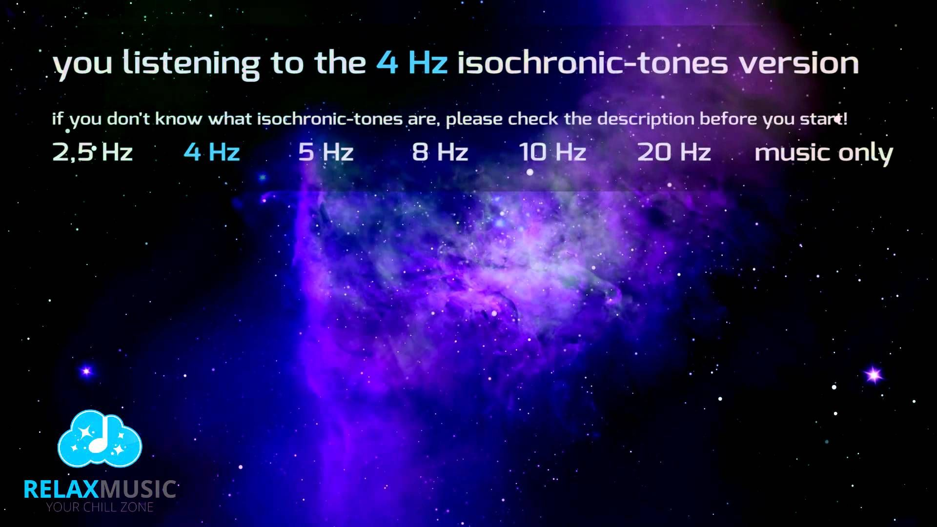 8 HOURS Dream Music 4Hz Low Theta Wave isochronic tones - YouTube