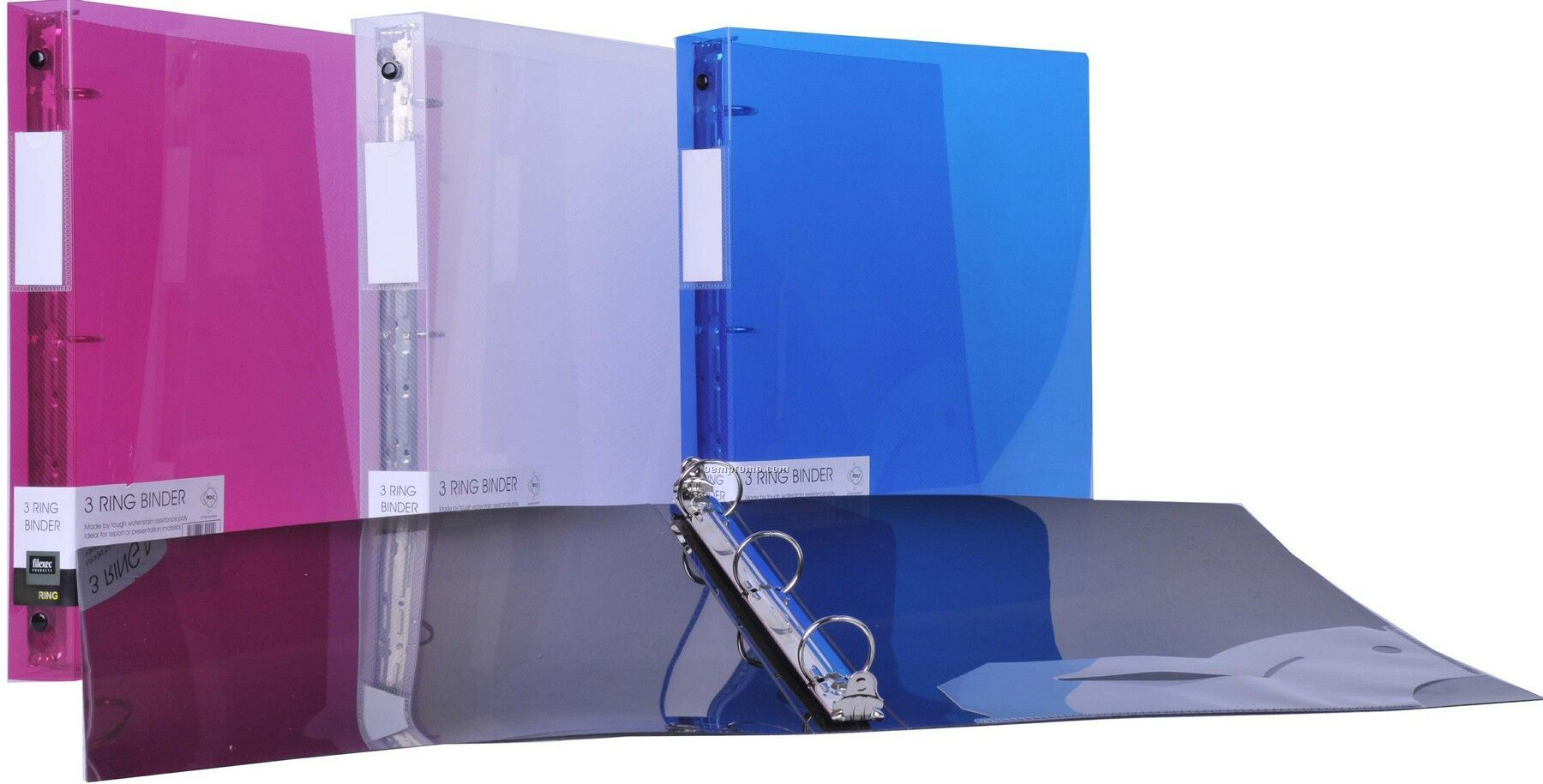 Help Your Brand Stand Out With The High Quality Customized Wholesale 3 Ring Binders Available At Unikeep From Rings Pocke Business Binders Binder Custom