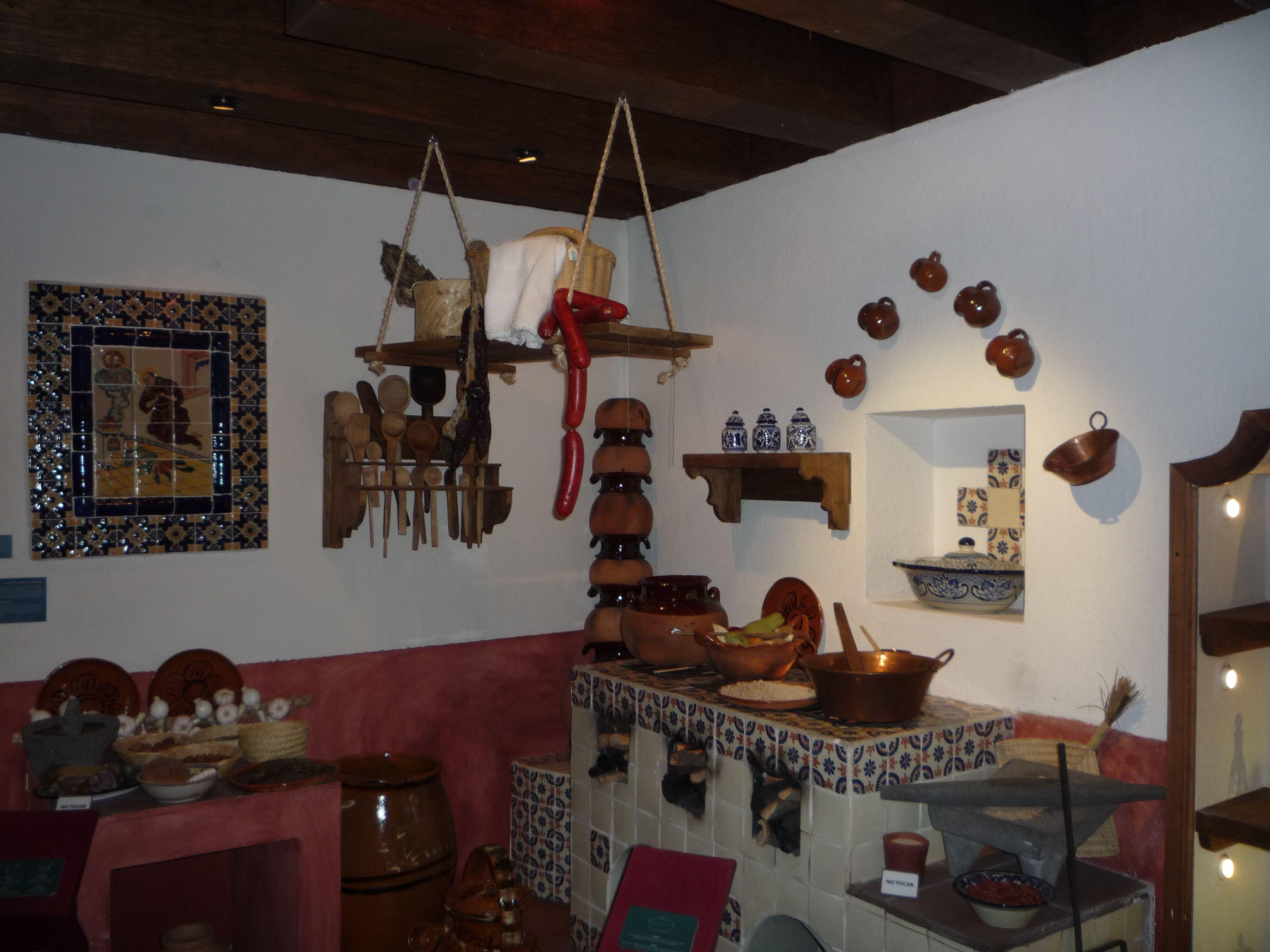 Cocina tradicional mexicana cocinas r sticas cocinas for Decoraciones rusticas para el hogar