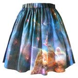 Mystic Mountain Nebula Skirt  WAYYYYY over priced but pretty