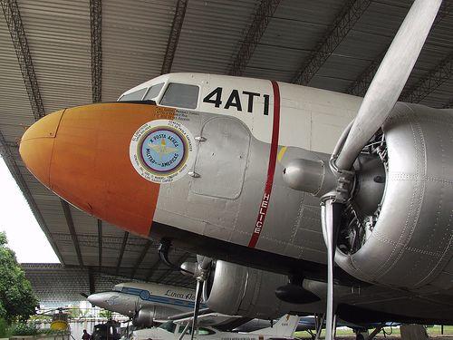El Museo Nacional Aeronautico