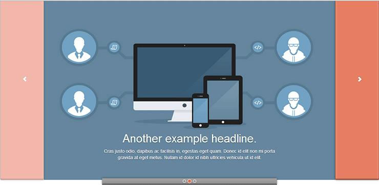 Creare un custom slider con il carousel di Bootstrap   Your Inspiration Web