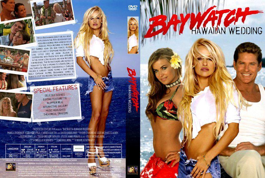Baywatch Cover Hawaiian Wedding