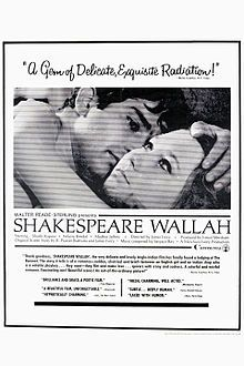 Shakespeare Wallah Is A 1965 Merchant Ivory Productions Film The Story And Screenplay Are By Ruth Prawer Jhabvala Family Theater Shakespeare Plays Shakespeare