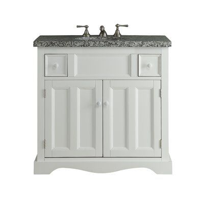 Beachcrest Home Mulvey 35 Bathroom Vanity Set Products