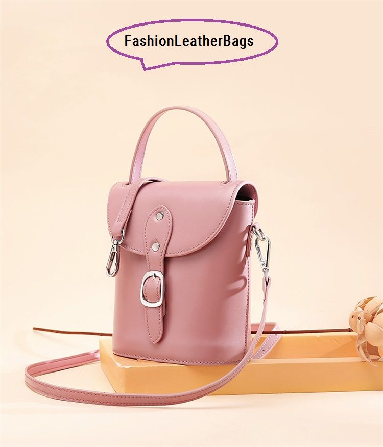 ee079bd5be 2018 New Fashion Modle Woman Leather Bucket Bag Women custom Handbags Made  in China FS5136