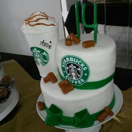 Starbucks Cake Desserts In 2019 Birthday Cake 13