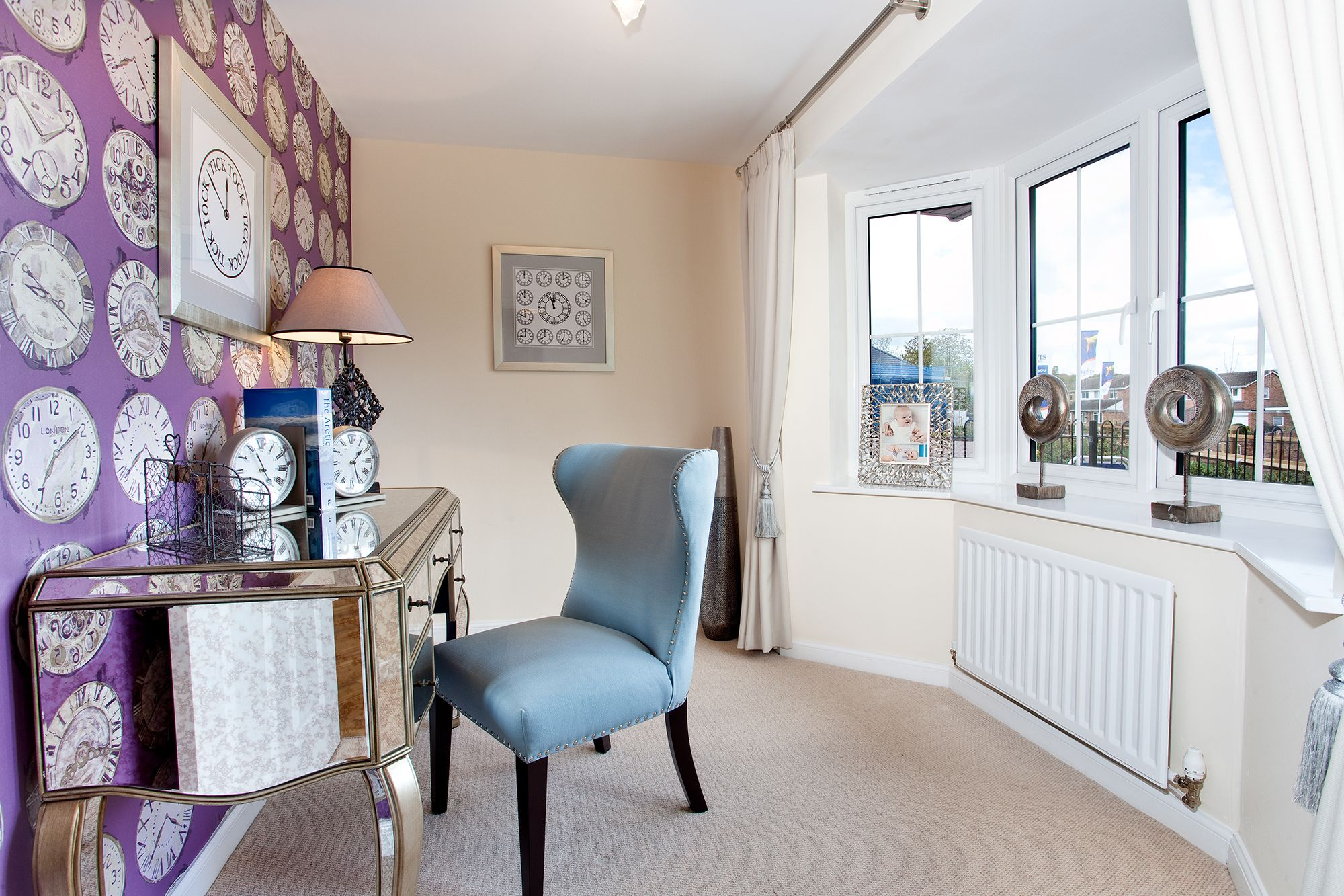 Study in The Winchester at The Fairways in Leamington Spa | Bovis ...