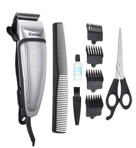 Kemei Km 4639 Quick Charge Men Trimmer Shaver Electric Hair Clippers Hair Clippers Shaver