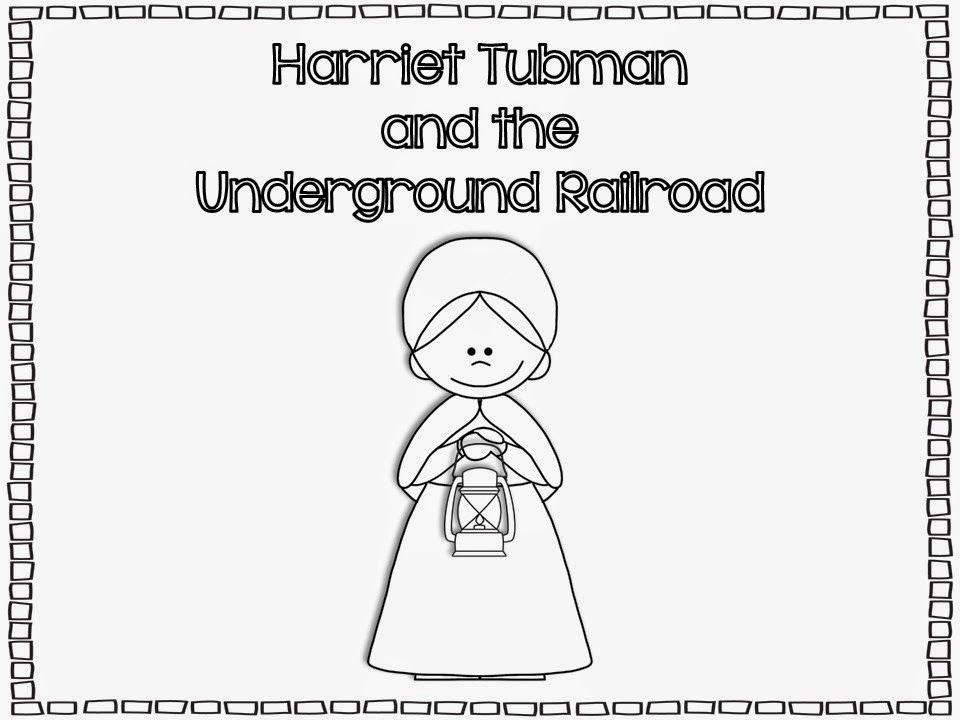 Black History Month Harriet Tubman February black