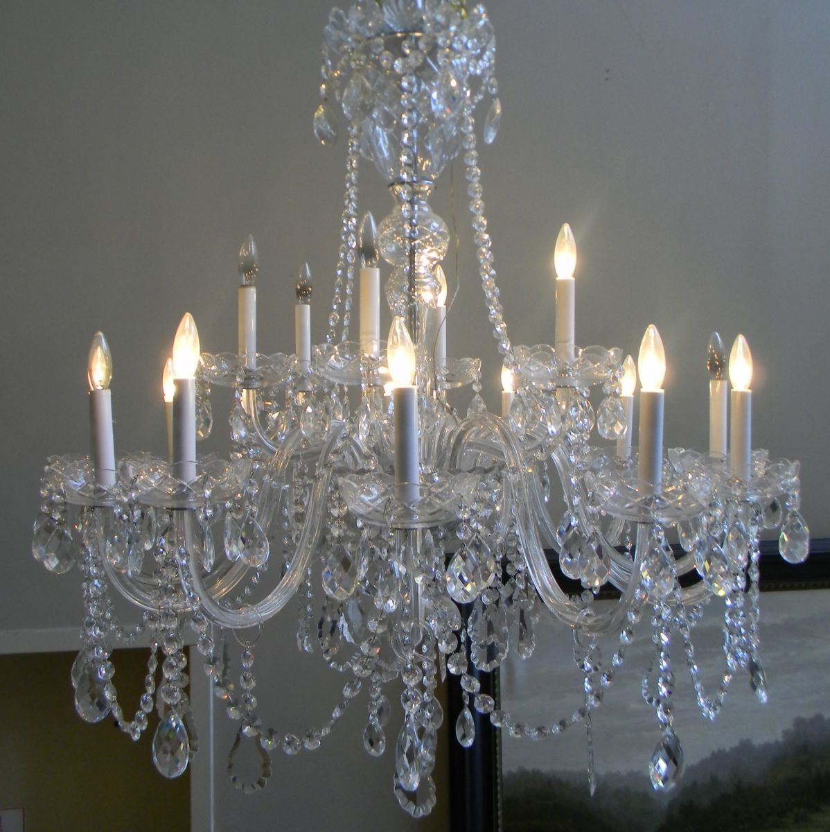 Pin by m bu on chandeliers pinterest chandeliers chandeliers aloadofball Image collections