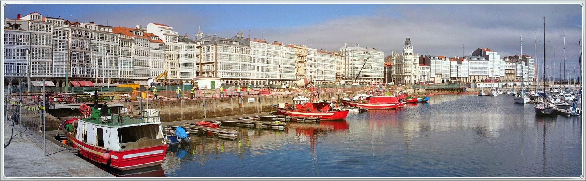 Corunha - Coruña (Spain)