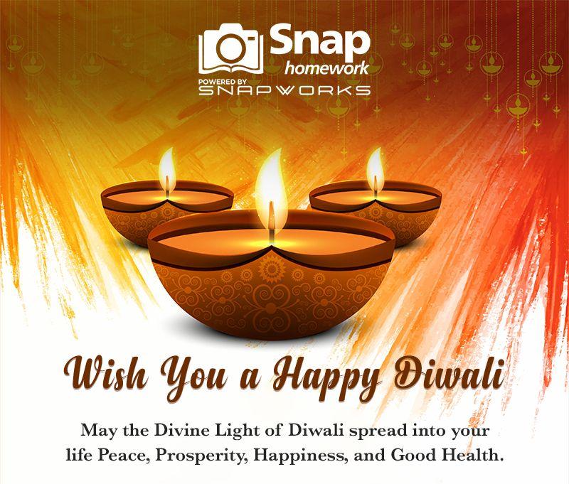 Diwali homework