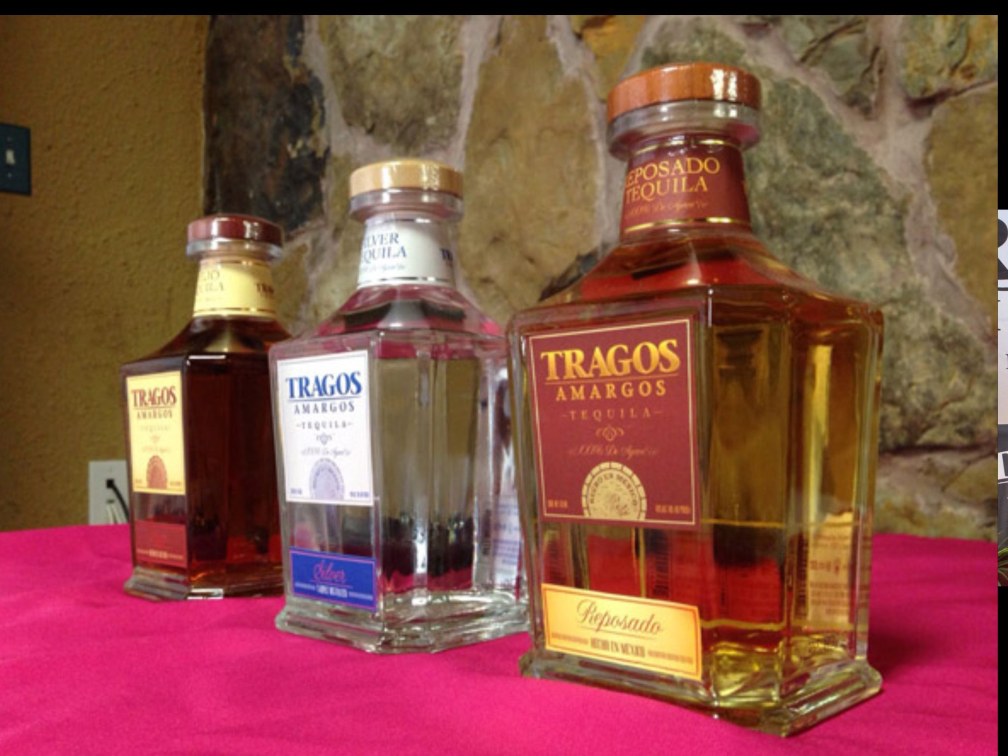 Tequila de Ramón Ayala