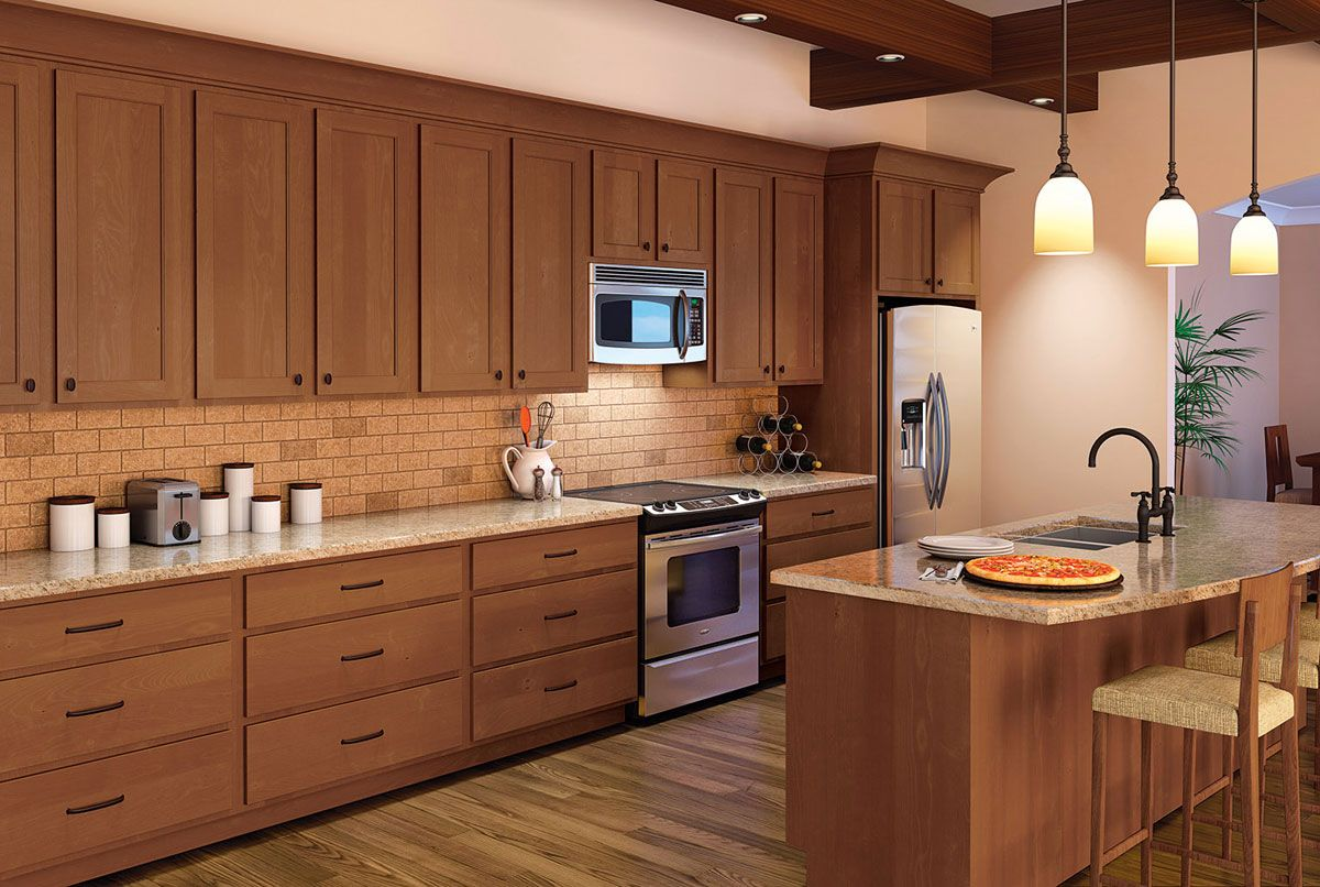 Count them reasons why you should buy oak kitchen cabinets u doors
