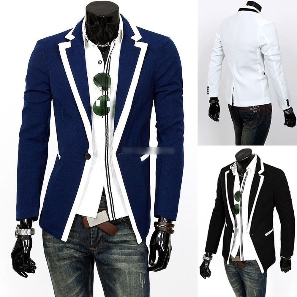 One button blazer style dresses
