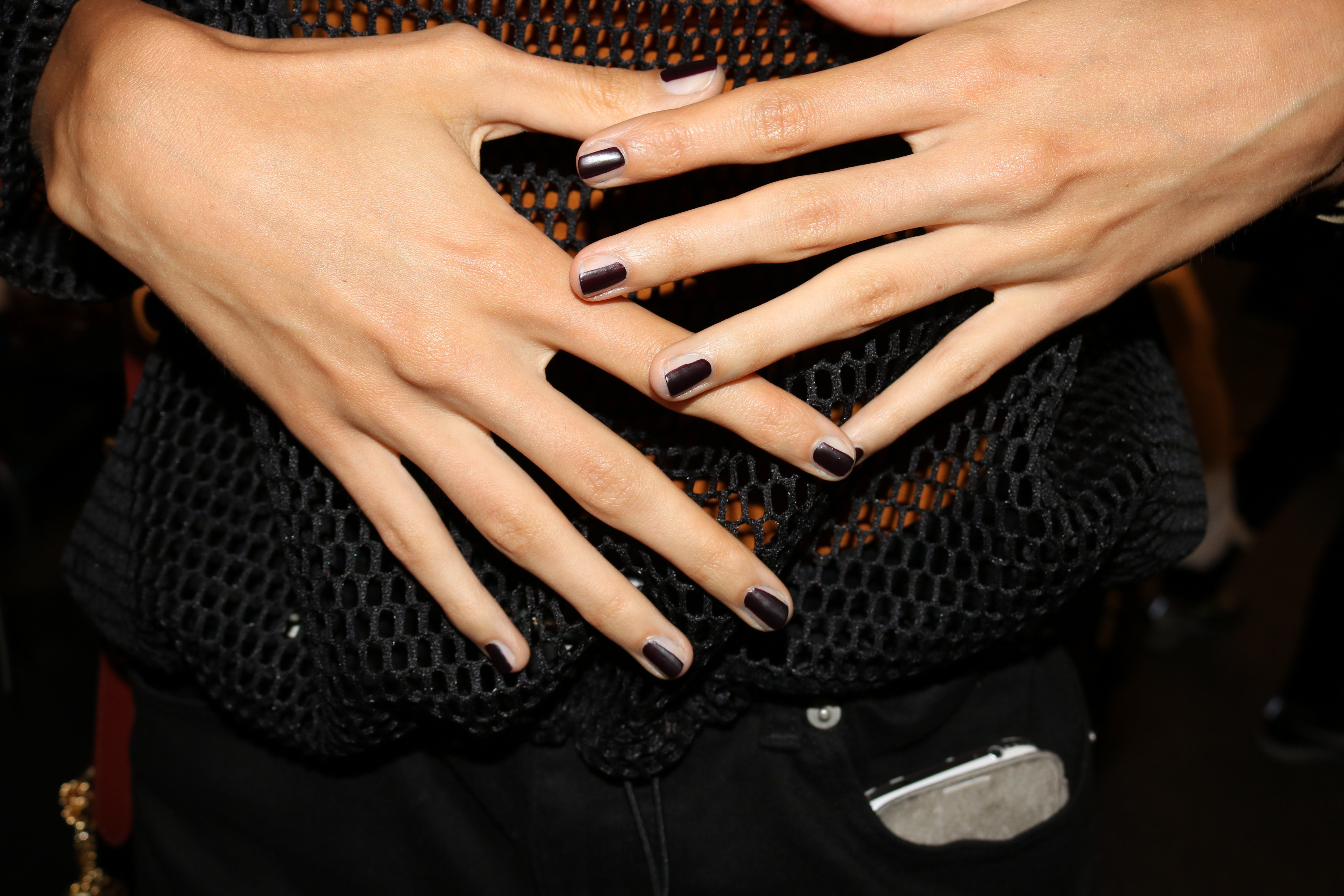 foto de The Best Manicures and Nail Art at NYFW Spring 2017