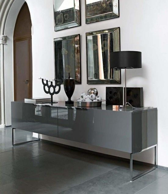 Athos Storage Unit by B&B Italia (Maxalto) (Designer Paolo Piva ...