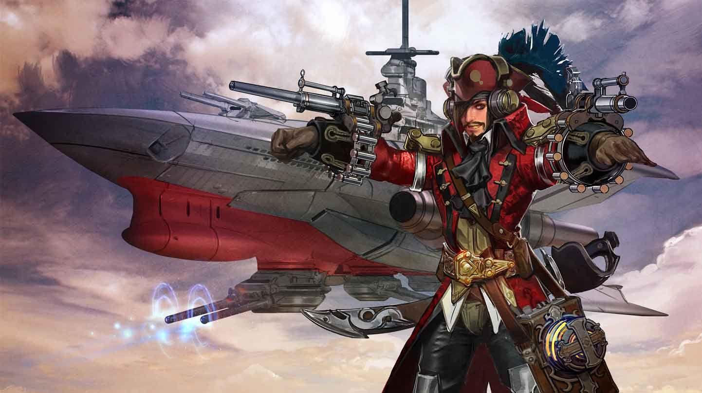 The crossplatform MOBA. Vainglory, Game update, Hero