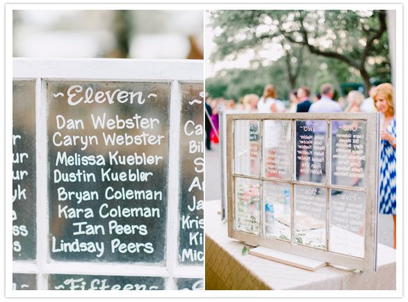 wedding table assignment tool