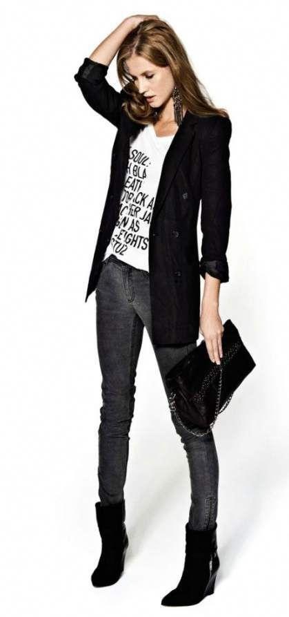 Fashion Edgy Rocker Shoes 62+ Ideas #womensfashionclassychicstylists #rockermode