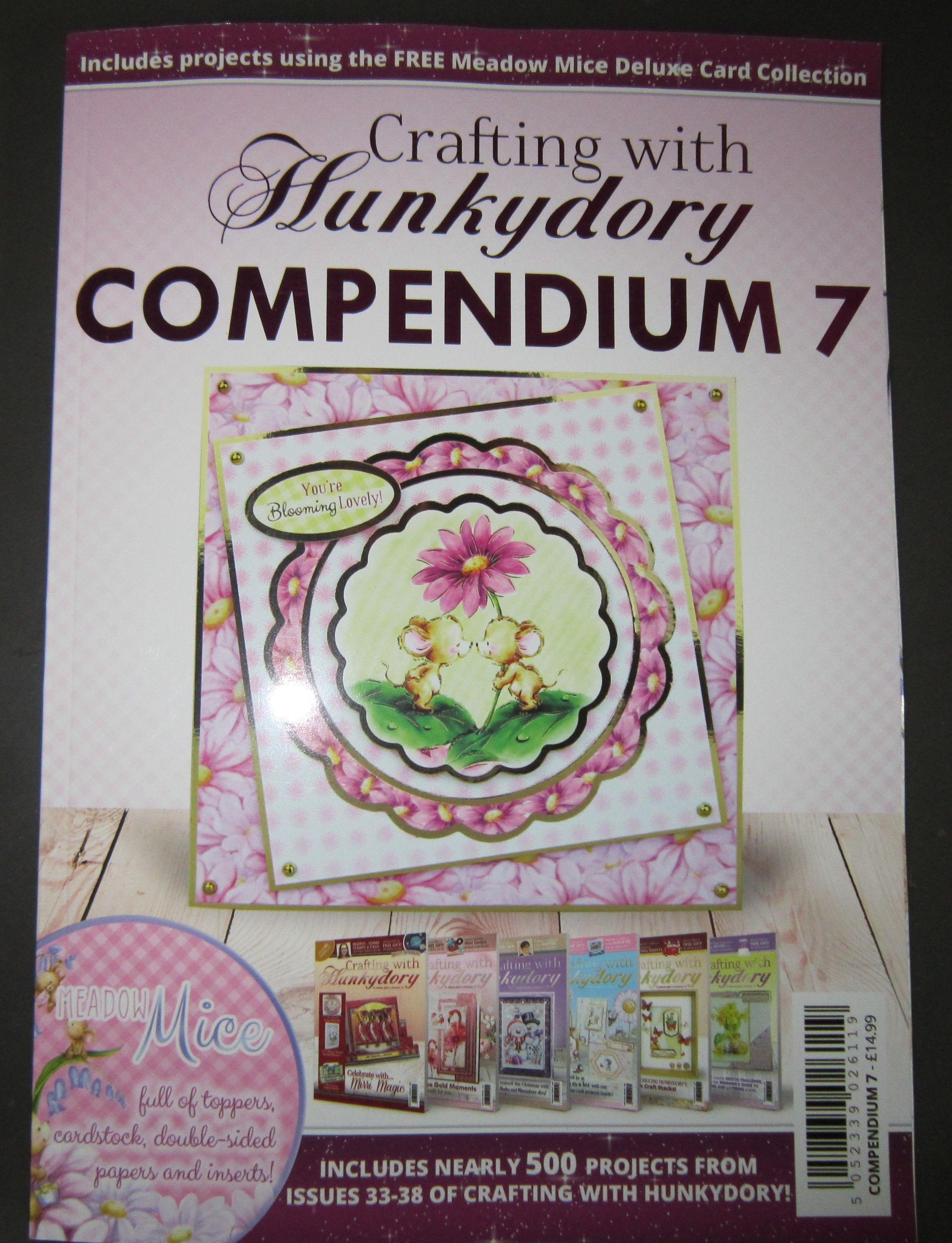 Hunkydory Crafting with Hunkydory Compendium 7