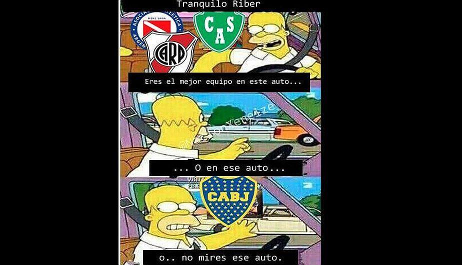 Boca Juniors Vs River Plate Mira Los Memes Por Empate En La