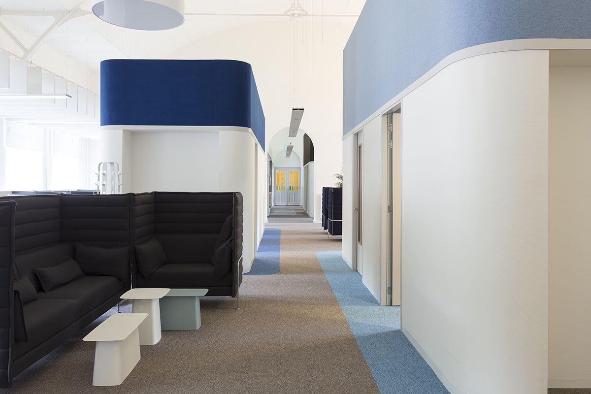 Zenber Interieur Architectuur BNI2 | kantoren | koninklijke-kentalis