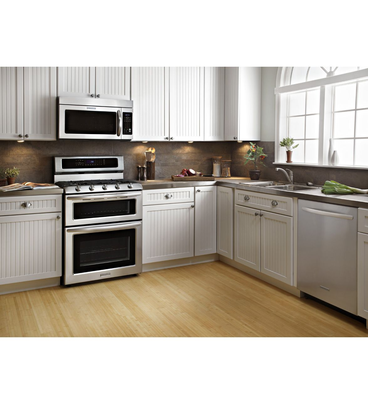 The KitchenAid Dual Fuel Range Was Recently Tested By ConsumerReports. This Freestanding  Range Can Be Seen In Their April Special Issue, Kitchen And Buying ...