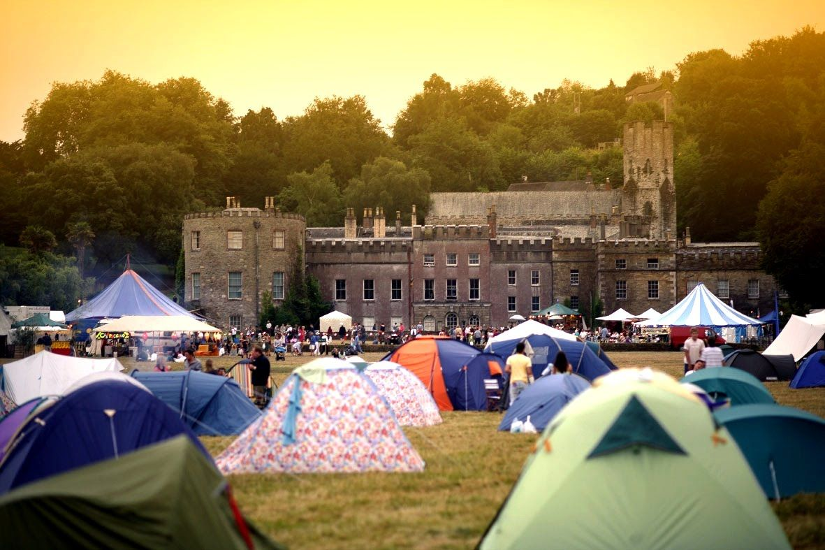 July 2014 St Germans Weekend ticket includes c&ing The grounds of the Grade house of Port Eliot make up a dream festiva. & Festival | Typical English Summer | Pinterest | Cornwall