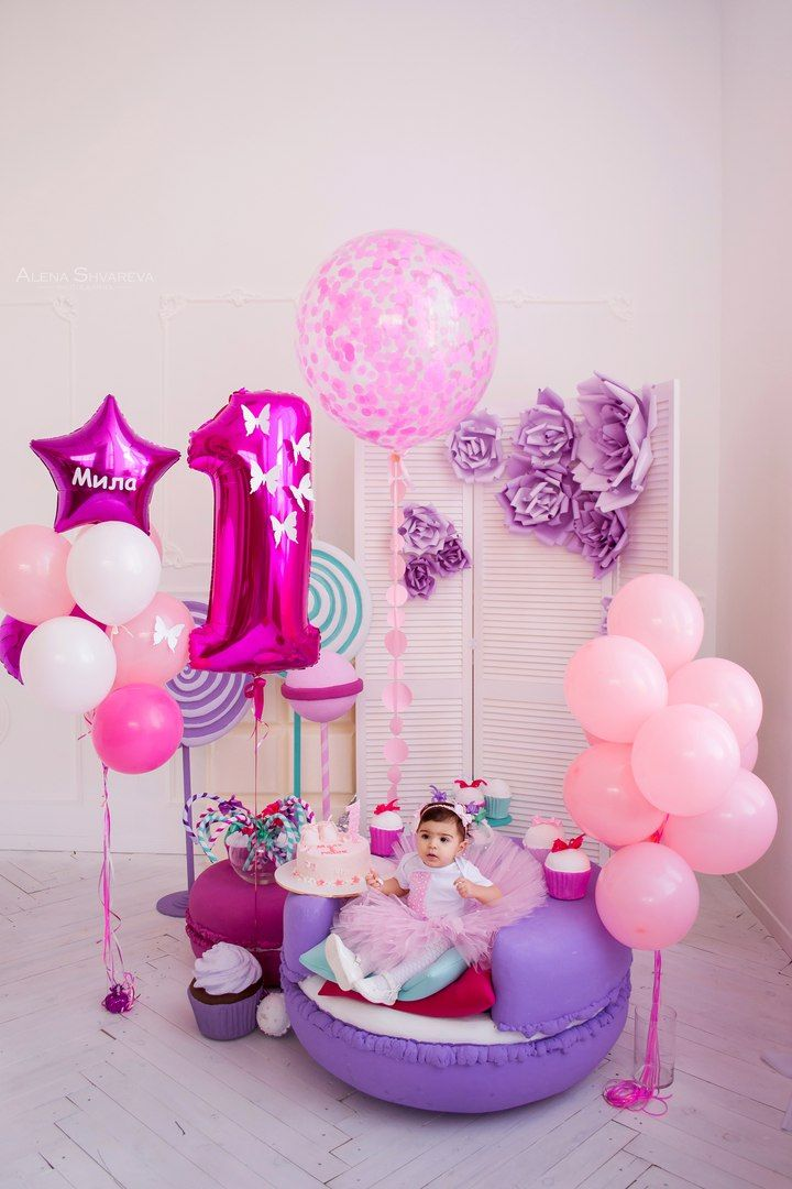 Idea Para Decorar Fiesta Geburtstag Party Y 1 Geburtstag
