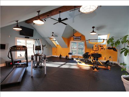 if you had the space would you add a gym to your home
