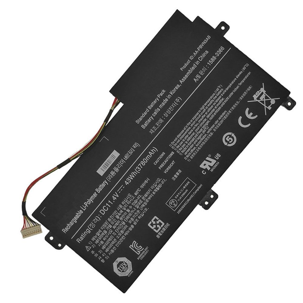 Cheap Samsung AAPBVN3AB Liion Laptop battery, Brand New