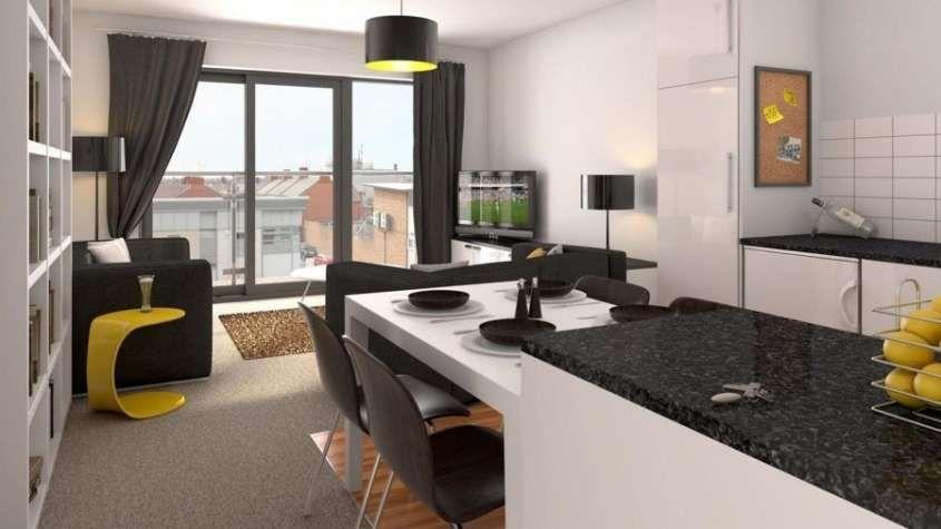 Soggiorno angolo ~ Best soggiorno con angolo cottura moderno contemporary
