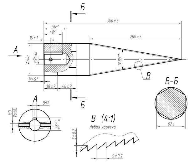 Pin on Wood log splitter / hauler / mill