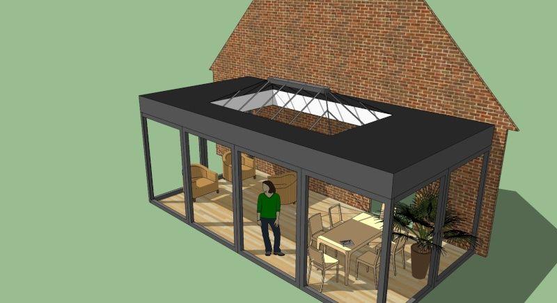 chauffage pour veranda cheap chauffage pour veranda with chauffage pour veranda gallery of. Black Bedroom Furniture Sets. Home Design Ideas