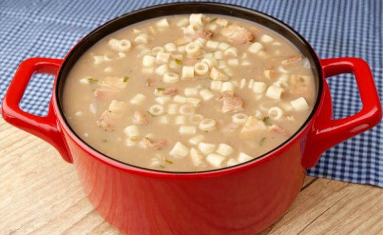 Photo of 12 receitas de sopa de feijão com macarrão que vão agradar toda a família