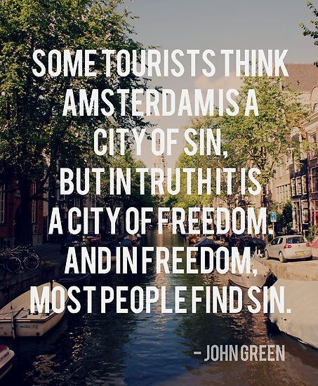 Amsterdam Quotes Interesting Reppop Yma  Amsterdam  Pinterest  Tfios