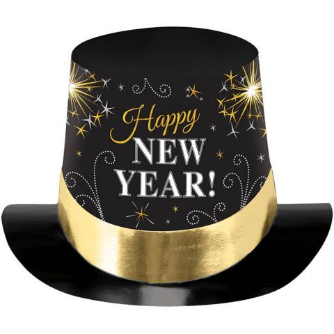 New Years Eve Party Hats New Years Eve Decorations New Etsy New Years Eve Decorations New Year S Eve Hats New Years Hat