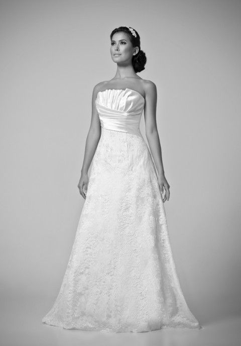 Charlotte Balbier Bridal Collection 2011