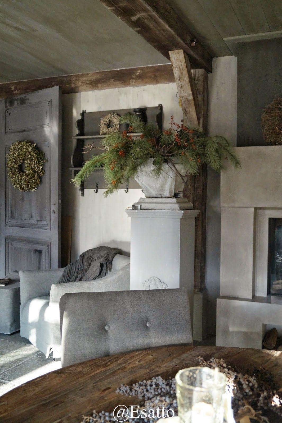 Esatto sobere stijl home decorating decoration for Wonen landelijke stijl decoreren