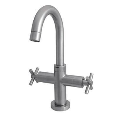 Monoblock para lavabo INOX®   URREA   baños   Pinterest
