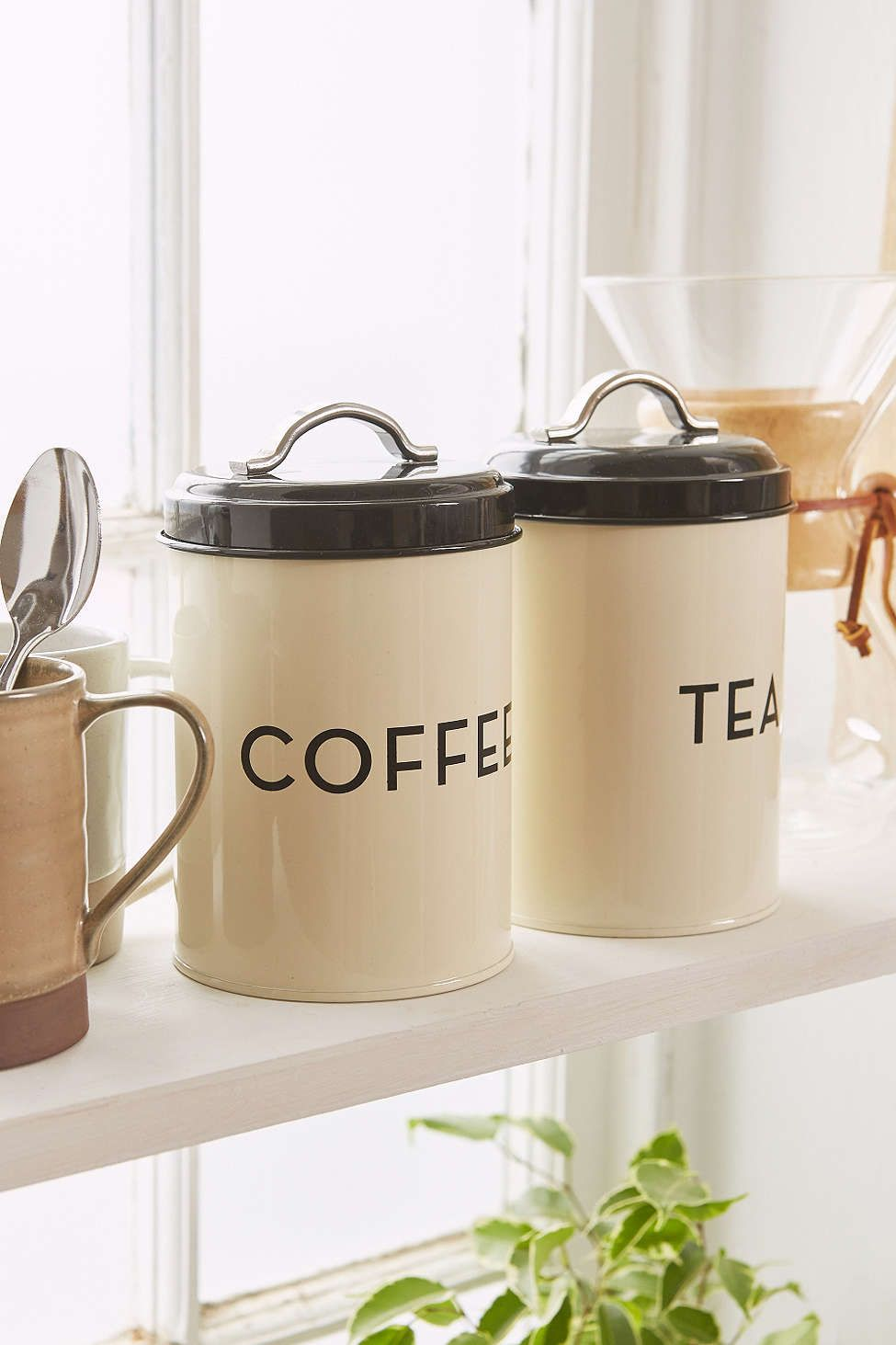 Tea Storage Tin Urban Outfitters Let39s Drink