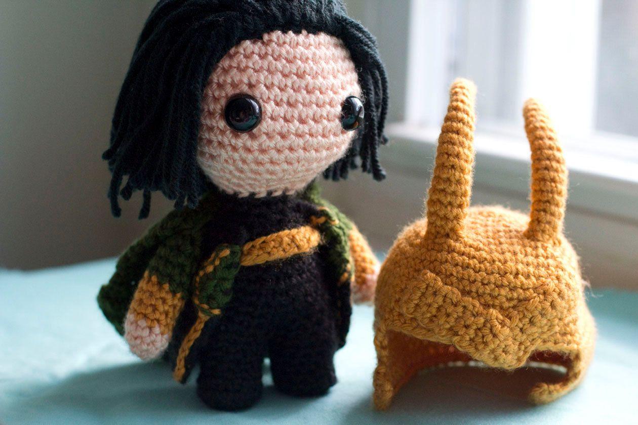 Amigurumi Chibi Doll Pattern Free : Nerdigurumi free amigurumi crochet patterns with love for the
