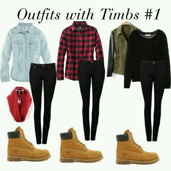 Timberland Boots, an American Icon | Winter mode, Mode outfits