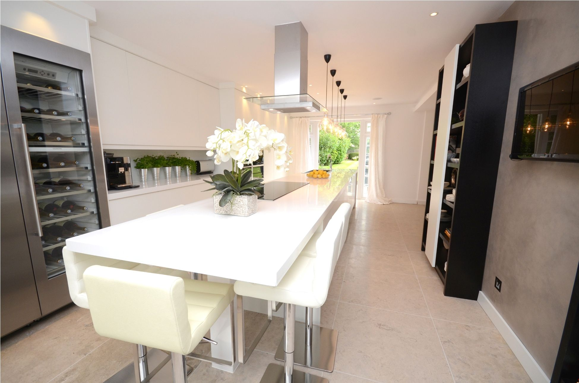 Explore Modern White Kitchens And More! Kelly Hoppen ... Part 5