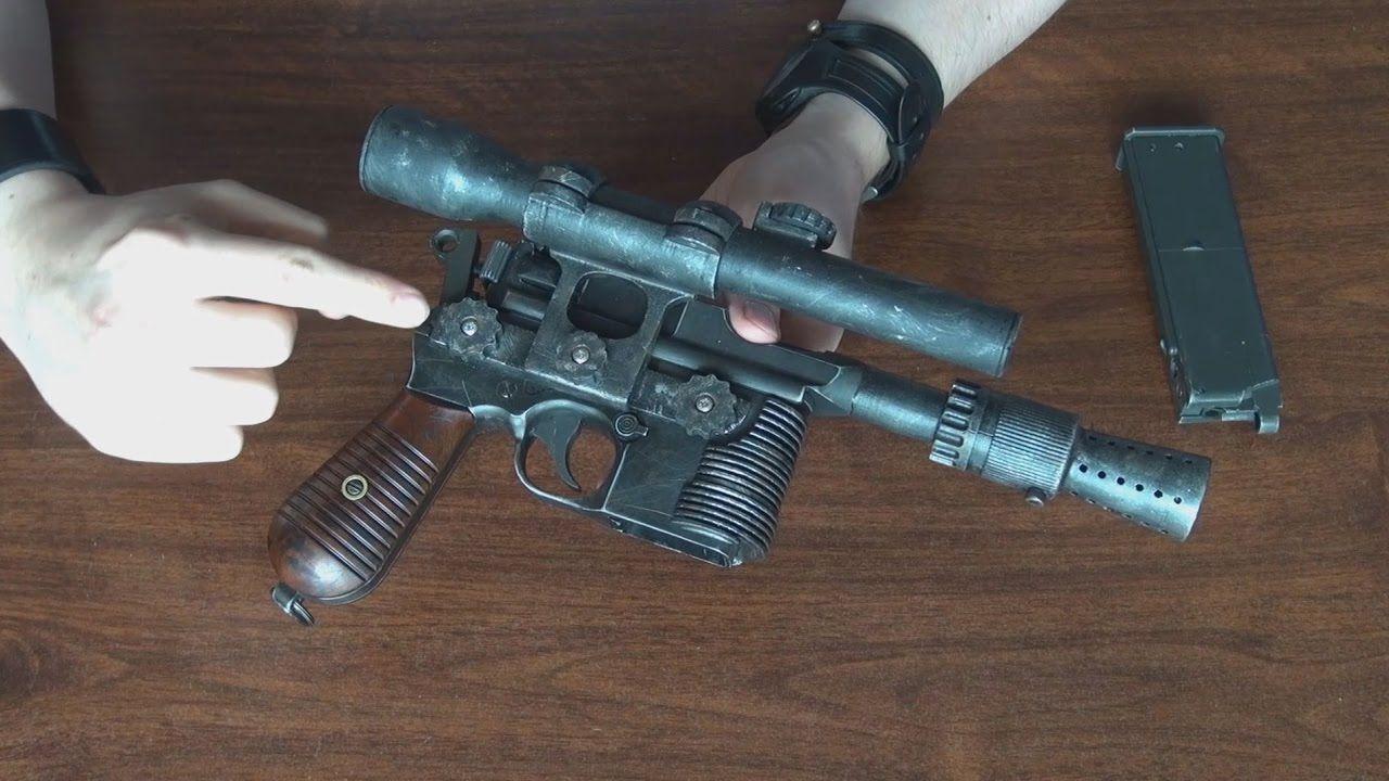 Airsoft Unboxing Dl 44 Heavy Blaster Pistol Custom Based On Hfc Mini Circuit Board Bingo Airsoftworks C96 Nbb