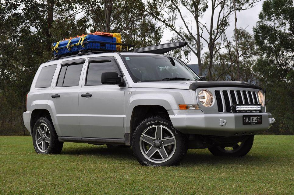 Murchison Products Patriot hd lift kit from Stu Jeep