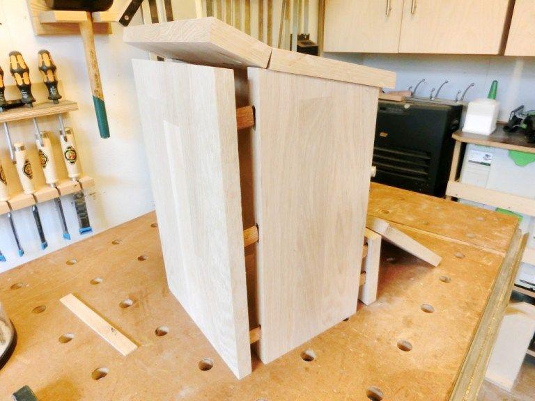 Zwitscherkasten selber bauen