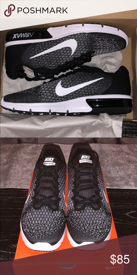 12ffcd528a1de8 Nike Air Max Sequent 2 Brand New
